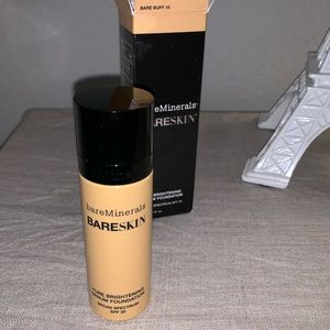 bareMinerals | Bareskin Foundation | Bare Buff 10